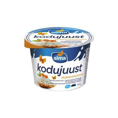 Sūris Majas Alma su arktinėmis tekšėmis, rieb. 5%, 12*200g