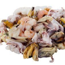 Jūros gėrybių mišinys Frutti di Mare, šald., 1*(gr.k. 9 kg), R Seafood Gold