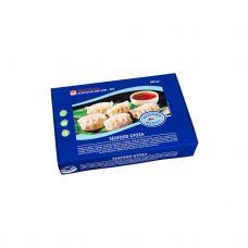 Užkandis Dim Sum Gyoza su jūros gėrybėmis, šald., 40vnt., 6*800g, SeafoodMarket
