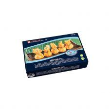 Užkandis Dim Sum MoneyBag su krevetėmis, šald., 47vnt., 6*800g, SeafoodMarket
