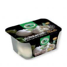Sūris Burrata iš buivolių pieno, rieb. 52%, 8*200g (4*50g), La Contadina