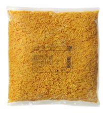 Sūris Cheddar Red, tarkuotas., rieb. 50%, 10*1kg