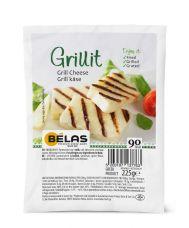 Sūris griliui Grill lt, rieb. 43%, 10*225g, Belas