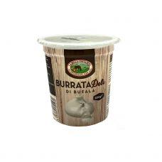 Sūris Burrata iš buivolių pieno, rieb. 52%, 6*200g, La Contadina