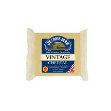 Sūris Cheddar Vintage, rieb. 45%, išl. 14mėn., 12*200g, L.C.F.