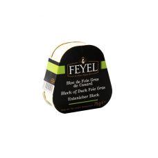 Antienos kepenėlių (foie gras) blokas, met., 15*75g, F. Feyel