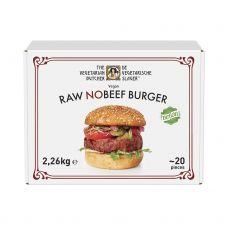 Burgeris veganiškas, jautienos skonio, šald., 1*2.26kg (~20*113g)