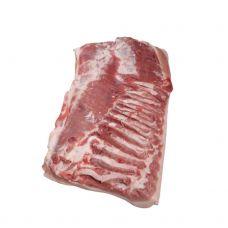 Kiaulienos šoninė b/k, s/o, šald., vak., 4*~4.75kg, Voketija