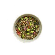 Daržovių mišinys, paruošt., su kvinoja ir rudais ryžiais, Sunny Vibes, IQF, 4*1.25kg, CuisinEasy