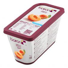 Tyrė abrikosų, šald., 6*1kg, Boiron