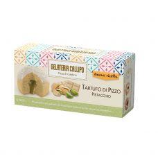 Desertas ledai pistacijų Tartufo su balto šokolado gabaliukais, šald., 8*220g (2*110g), Callipo Gelateria