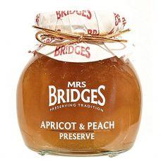 Džemas abrikosų-persikų, 6*340g, Mrs Bridges