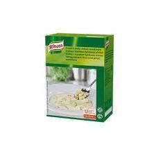 Džiūvesėliai su žolelių ir česnako skoniu, 4*700g, Knorr