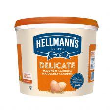 Majonezas Delicat, 1*4.8kg, Hellmann`s
