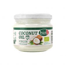 Aliejus kokosų Virgin, BIO, 6*250ml